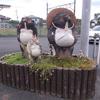 彫刻放浪:館林(1) 彫刻の小径(1)
