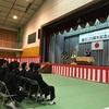 高知学園の創立120周年記念式典