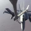 また夜間の空中給油訓練で墜落事故! 岩国基地、米海兵隊の F18戦闘機とKC130空中給油機が接触し墜落、1人死亡、5名未だ行方不明