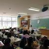 児童会役員選挙 テレビ演説