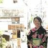 1dayカフェcomugi 浴衣day 横溝由美子さん 黒石直子さん 大田区 カフェいろは堂