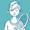小学生ジュニアテニス<反省と準備・プレー改造研究ノート>