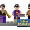 12月新製品!レゴ アイデア イエローサブマリン 21306 はビートルズメンバーのミニフィギュア付きだよ。