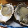 築地 岩牡蠣 生 1