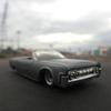 '64 Lincoln Continentalに乗って、今日は買い付け。