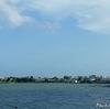 ベリーズ ベリーズシティの海岸線