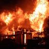 今日は「火災」の避難訓練。09/06 金