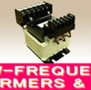 Low-Frequency Transformers & Reactor. NIKKO ELECTRIC CO.,LTD. custom order made in japan