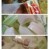 最近の食事と北朝鮮拉致(映画)と今日の予定。