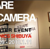 """真四角写真のイベント!""""SQUARE TOY CAMERA"""""""