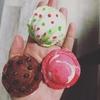 ダイソー米粘土|簡単おままごと用カラフルアイスクリーム