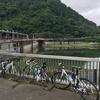 津久井湖、宮ケ瀬湖へ110km。一生、会わないと思っていた人に会う