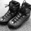 新しい登山靴 アルパインクルーザー2500