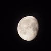 月を撮影してみた [No.2021-S034]
