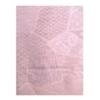 着物生地(351)切りばめ風 花に古典柄織り出し手織り紬