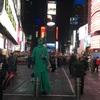 タイムズスクエアの似顔絵師が詐欺だった件(笑)
