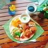 【週末ブランチ】クラムチャウダーとフォカッチャでカフェ風ブランチ