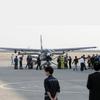 4人乗りの小型機が神戸空港に緊急着陸!無事着陸に成功し、怪我人はなし!!