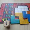 「ウボンゴ!」と叫ぶと気持ちいい!アフリカンテイスト漂う脳トレ系の早解きパズルゲーム「ウボンゴ(Ubongo)」