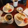 【釜山_西面】日本の喫茶店風カフェ♪サンドウィッチも美味しい!