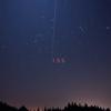 国際宇宙ステーション(ISS)の軌跡 2018年3月25日