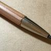 大人の鉛筆 ペン先側の角の処理