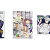 ツキウタ。 THE ANIMATION クリアファイル 始&春&海&隼/駆&恋/涙&海&隼 2016年12月発売予定
