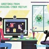 Cyber Meetup カード