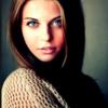 美人のお姉さんの瞳