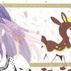 桜咲く冬-マステ絵