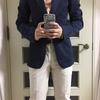 春のジャケパン祭り2~ドルチェ&ガッバーナのジャケットを使ったコーディネート