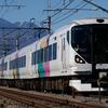 11/21 臨時特急「かいじ70号」(E257系)