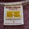 651 貴重 ビンテージ Russell Athletic セットアップスウェット 60's 70's