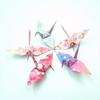 新作「色めく恋桜の折り鶴」発表のお知らせ