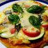 本日の晩酌おつまみは手作り生地のピザ(^^)v【おうちごはんレシピ】