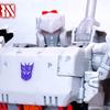 トランスフォーマー:TITANS RETURN G1メガトロン