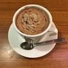 ベルギーチョコココア  サンマルクカフェ