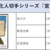【切手買取】2次文化人切手シリーズ vol.10 宮沢賢治