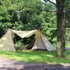 夏本番!酷暑の蒜山へ@蒜山高原キャンプ場