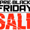 PRE-BLACK FRIDAY SALE!!