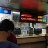 人生オワタカの冒険~インド編~二日目⑥ソナガチに行く前にインド飯で腹ごしらえ
