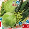画像処理 動き みずみずしい 野菜 コーヨー 7月9日号