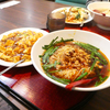 台湾料理金都のランチのボリュームに・・・まいりました@鹿児島県日置市