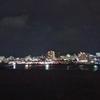 石垣島の夜景と打ち上げ花火~! @石垣島まつり2014