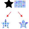 【illustrator】オブジェクトや画像を「エンベロープ」で自由に変形させる
