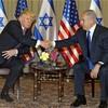 中東和平、仲介役か火種か トランプ氏がイスラエル訪問