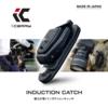 カメラの落下を軽減するカメラホルスターは磁力誘導のインダクションキャッチtypeCだけ!!(2019年発売)