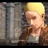 【PS4版 #進撃の巨人2 】キャラの死亡回避して日常パートに出してみた その③ハンネス #プレイ動画