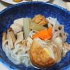煮物を肴に日本酒で