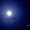 雲上の望月